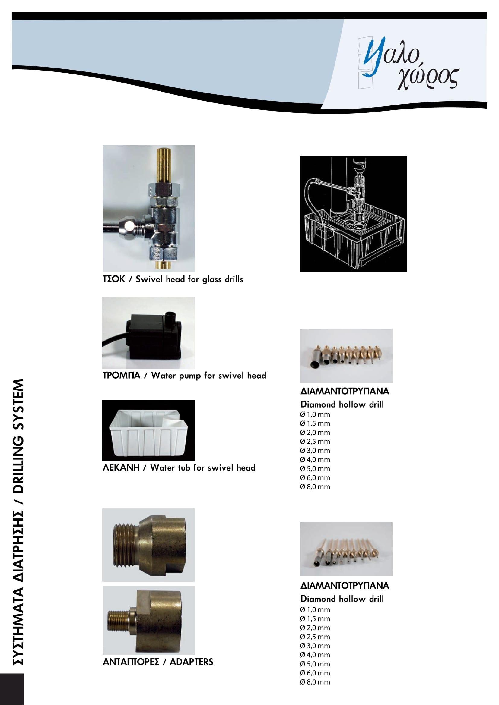 6. Συστήματα διάτρησης